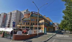 """""""Тусарбанк"""" в Барнауле."""