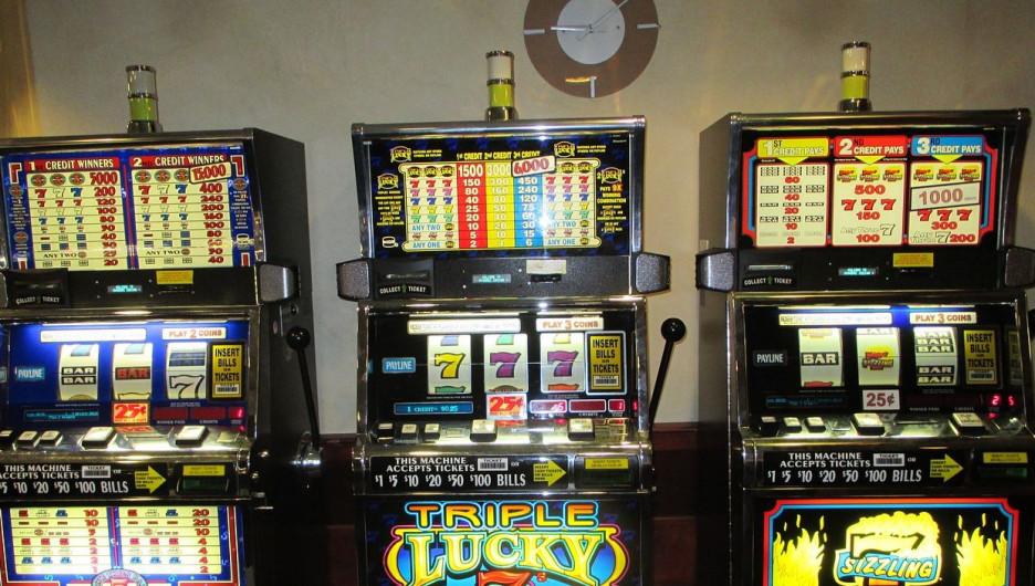 работа в игровых автоматах в барнауле