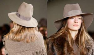 Широкополые шляпы - тренд сезона - лучше всего смотрятся на высоких.