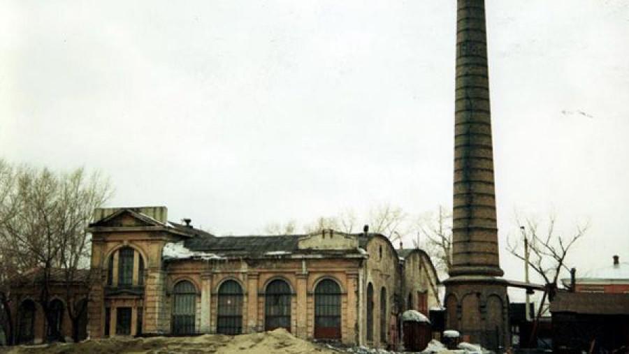 Первая городская электростанция а Барнауле построена в 1900 году.