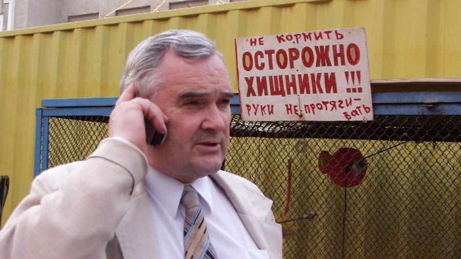 В 2009 году Барнаулом правил Владимир Колганов.