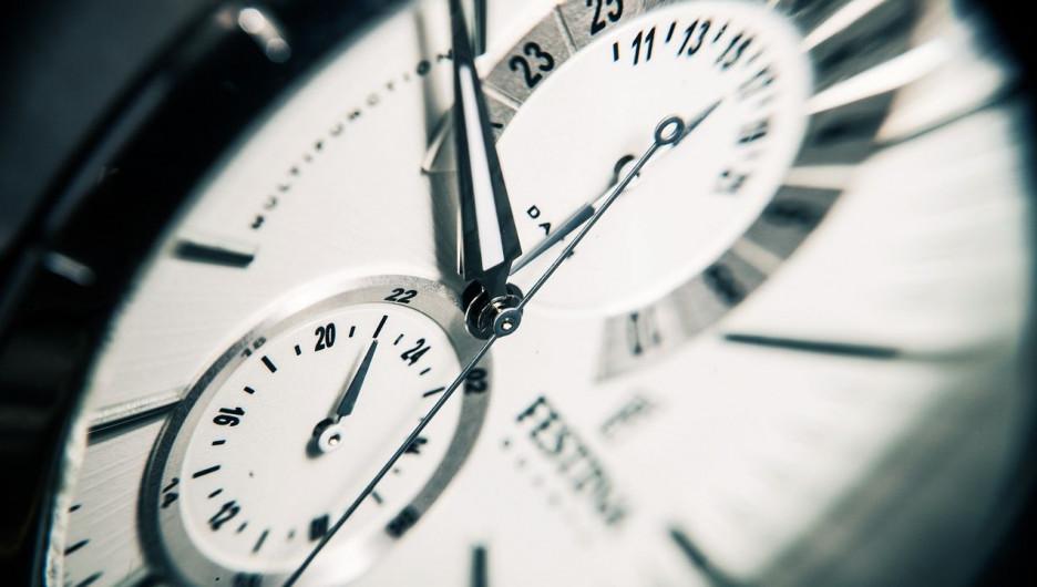 Часы. Время.