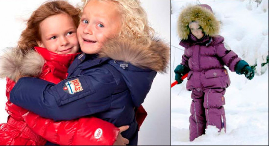 Пуховики - это одежда для спокойных прогулок в холодную погоду.