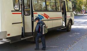 Бийский автобус.