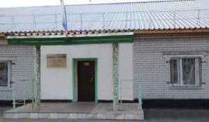 СИЗО-1 в Барнауле.