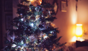 Новогодняя елка.