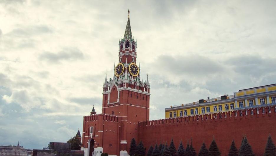 Кремль. Москва.