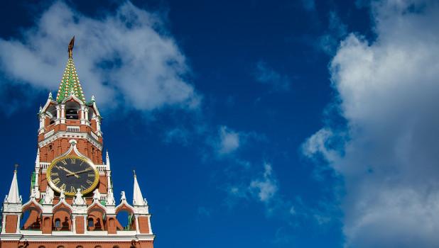 Кремль. Россия.