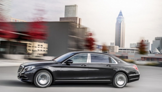 Mercedes Maybach S-Klass