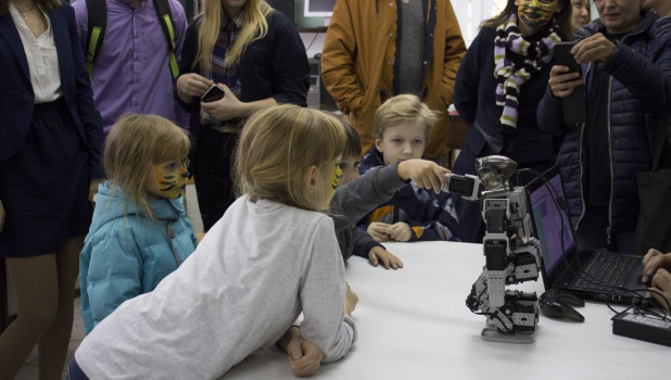 В АлтГУ прошел фестиваль науки.