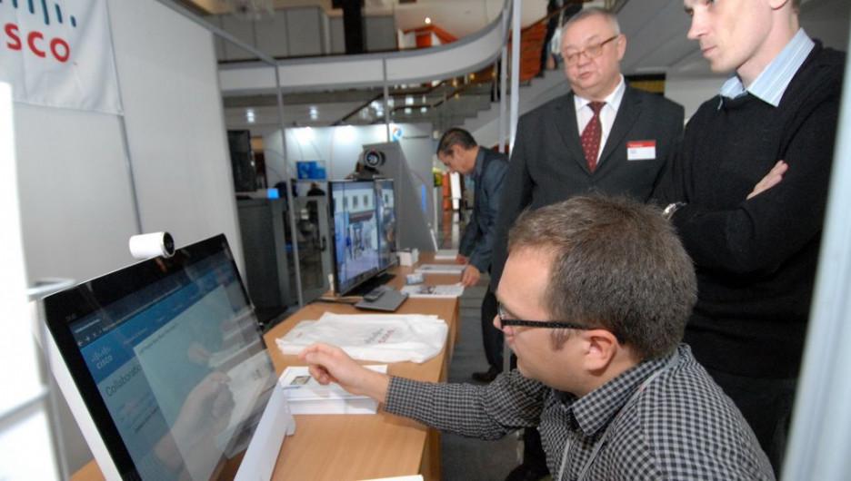 В Алтайском крае в восьмой раз проходит региональный ИТ-форум