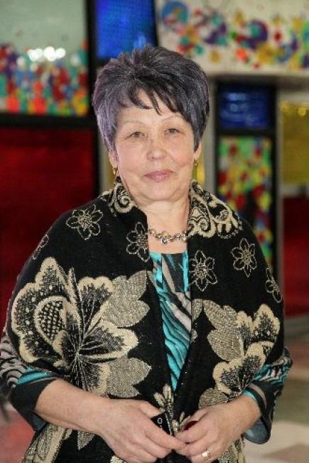 Мария Федорова.