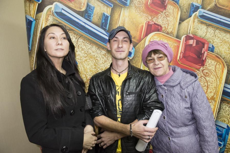 "Кастинг ""Дома-2"" в Барнауле."
