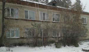 Жилой дом в Барнауле.