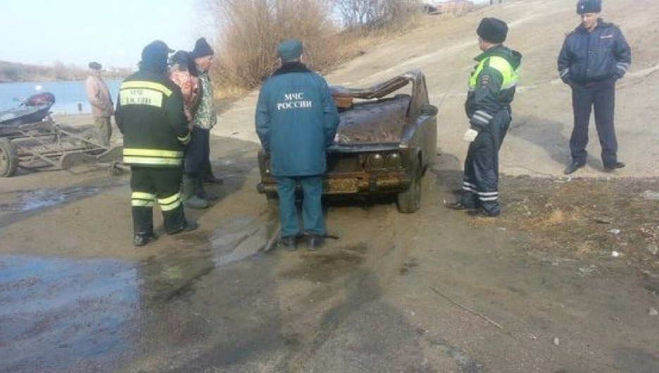 На Алтае поймали серийных угонщиков.