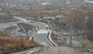 Новый мост в Кытмановском районе.