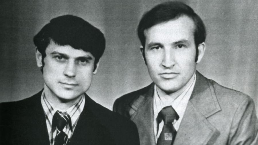 Александр Карлин во время работы в прокуратуре Бийска.