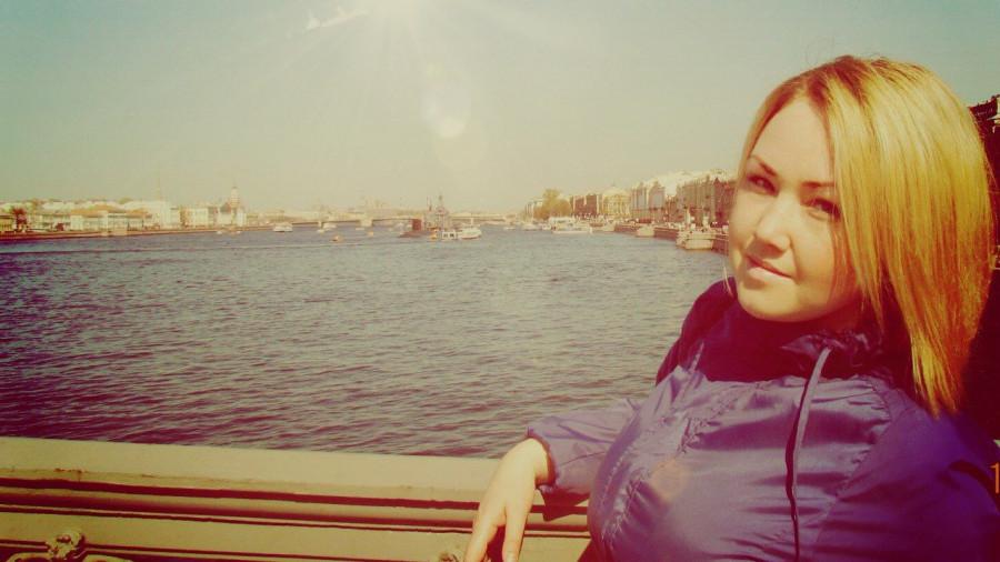 Юлия Масленникова.
