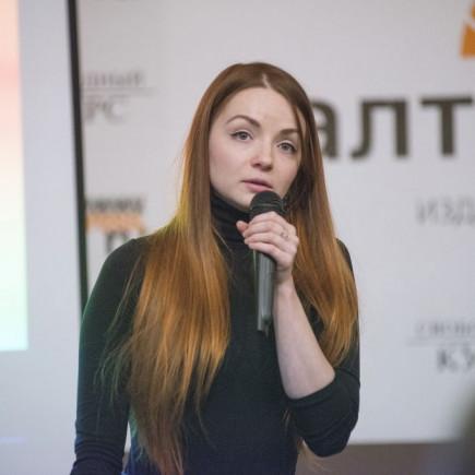 Анна Ломоносова-Тайшина.