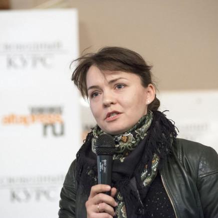Анна Поломошнова.