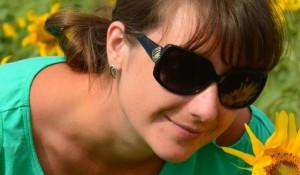 """Катерина Хлебникова - победительница фотоконкурса """"Жизнь в зеленом цвете""""."""