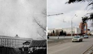 Старый-новый Барнаул.