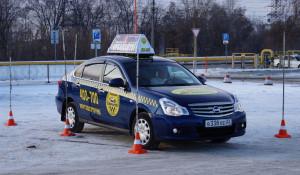 Конкурс водителей такси в Барнауле
