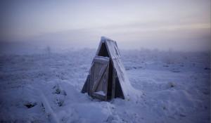 Жизнь в морозном Оймяконе.