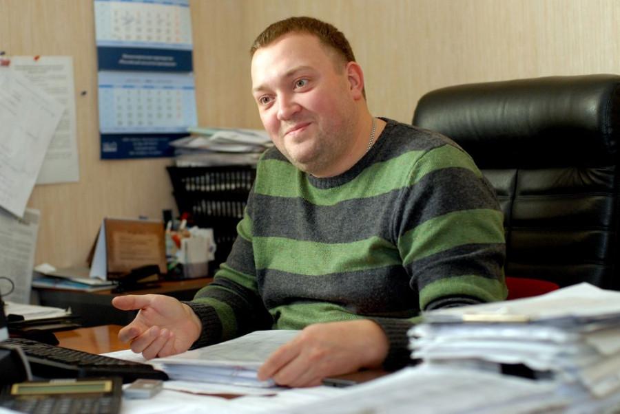 Евгений Госьков.