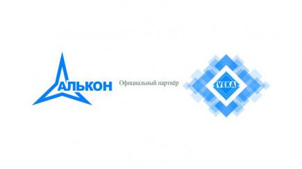 """Компания """"АЛЬКОН"""" официальный партнер VEKA"""