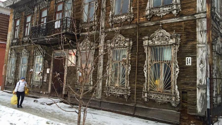 Ефим Шифрин прогулялся по Барнаулу.