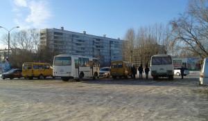 Автобусы в Заринске.
