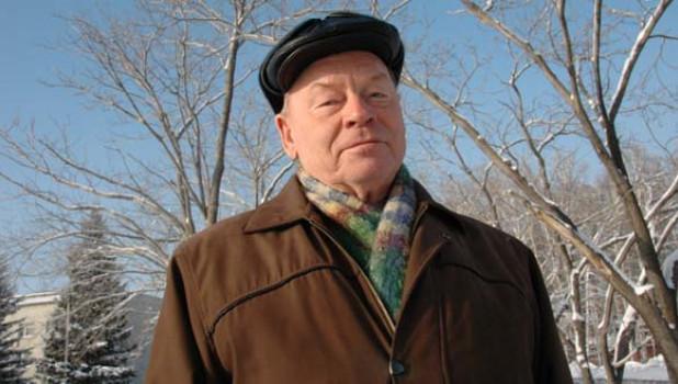 Станислав Хабаров, ученый-садовод.