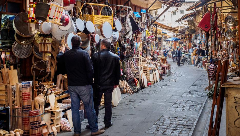 Турция. Рынок.