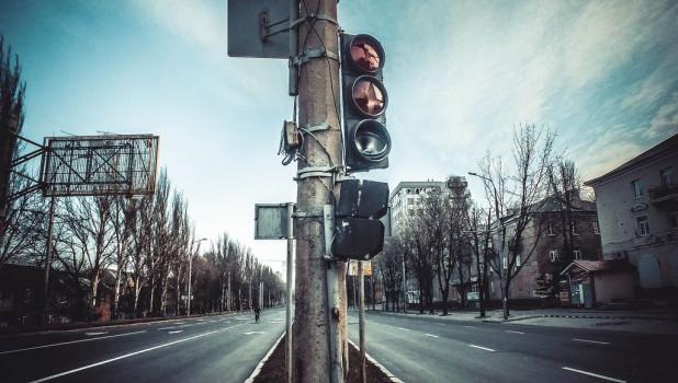 Выставка фотографов непризнанной Донецкой народной республики.