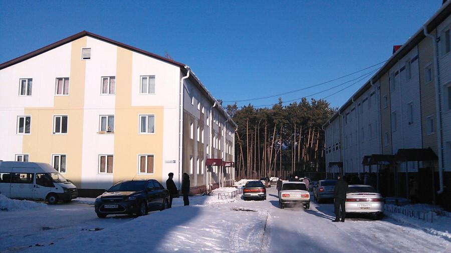 Дома на Спекова в Бийске