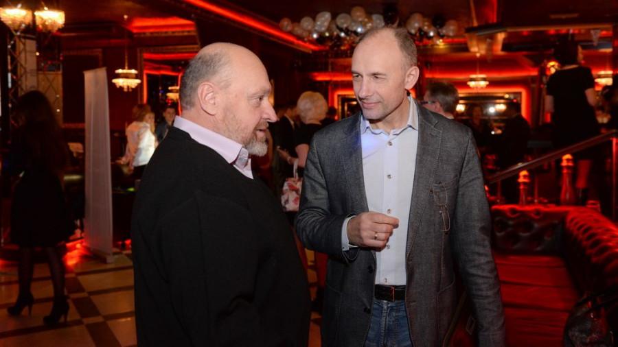 Александр Кокорин и Андрей Олишевский.