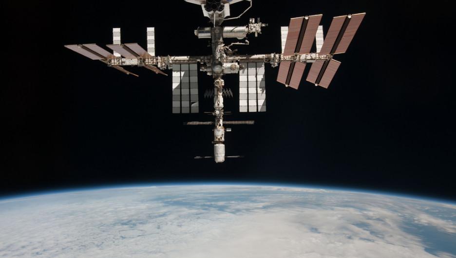 Лучшие снимки с МКС за последние 15 лет.