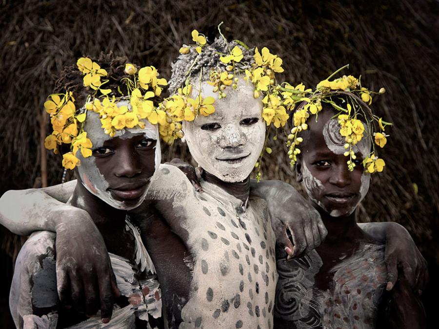 Каро, Эфиопия.