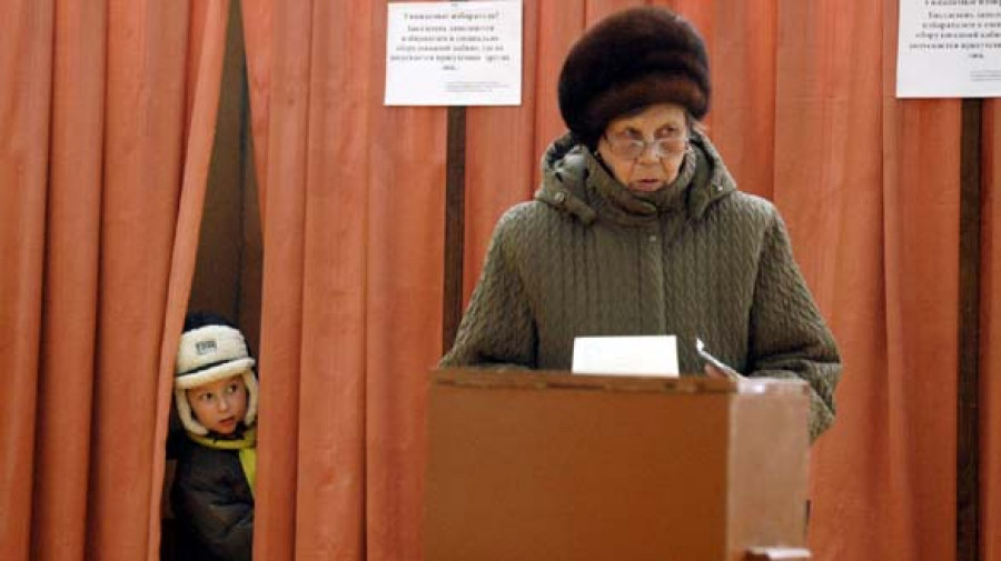 Голосование - дело секретное.