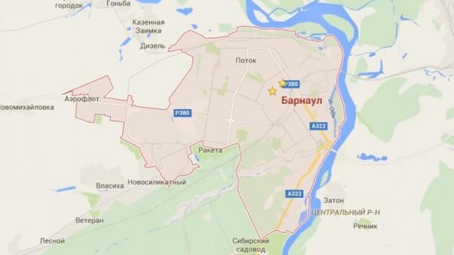 Земельный участок Барнаула.