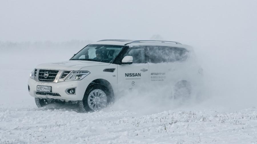 Nissan Patrol в Барнауле
