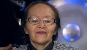 """Светлана Сумачакова на игре """"Что? Где? Когда"""""""