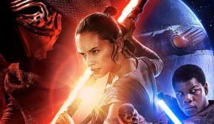 """Постер к фильму """"Звездные войны: Пробуждение силы"""""""