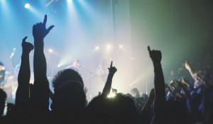 Концерт.