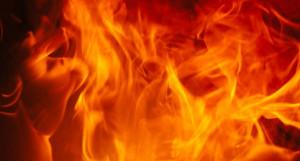 Пожар. Огонь.