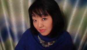 Ирина Цхай, барнаульская писательница.