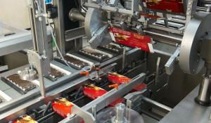 Производство на Липецкой кондитерской фабрике Roshen.