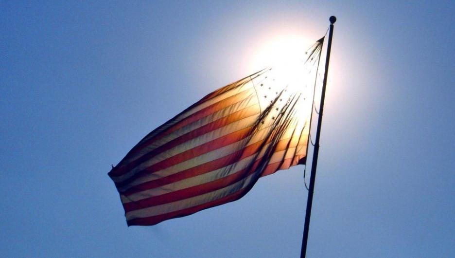 Флаг США.