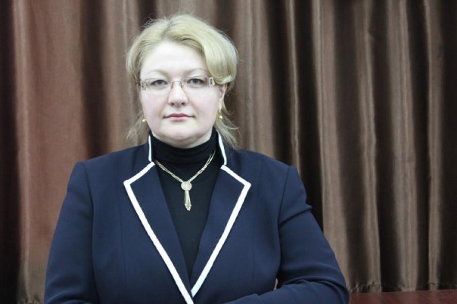 Декан юридического факультета АлтГУ Наталья Карлова.